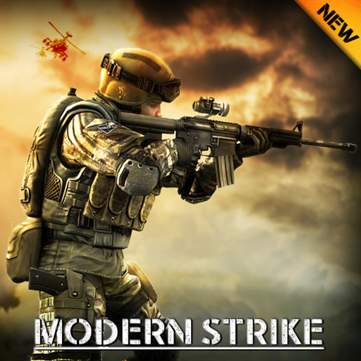 Modern Cover Strike - Counter Attack FPS Shooting