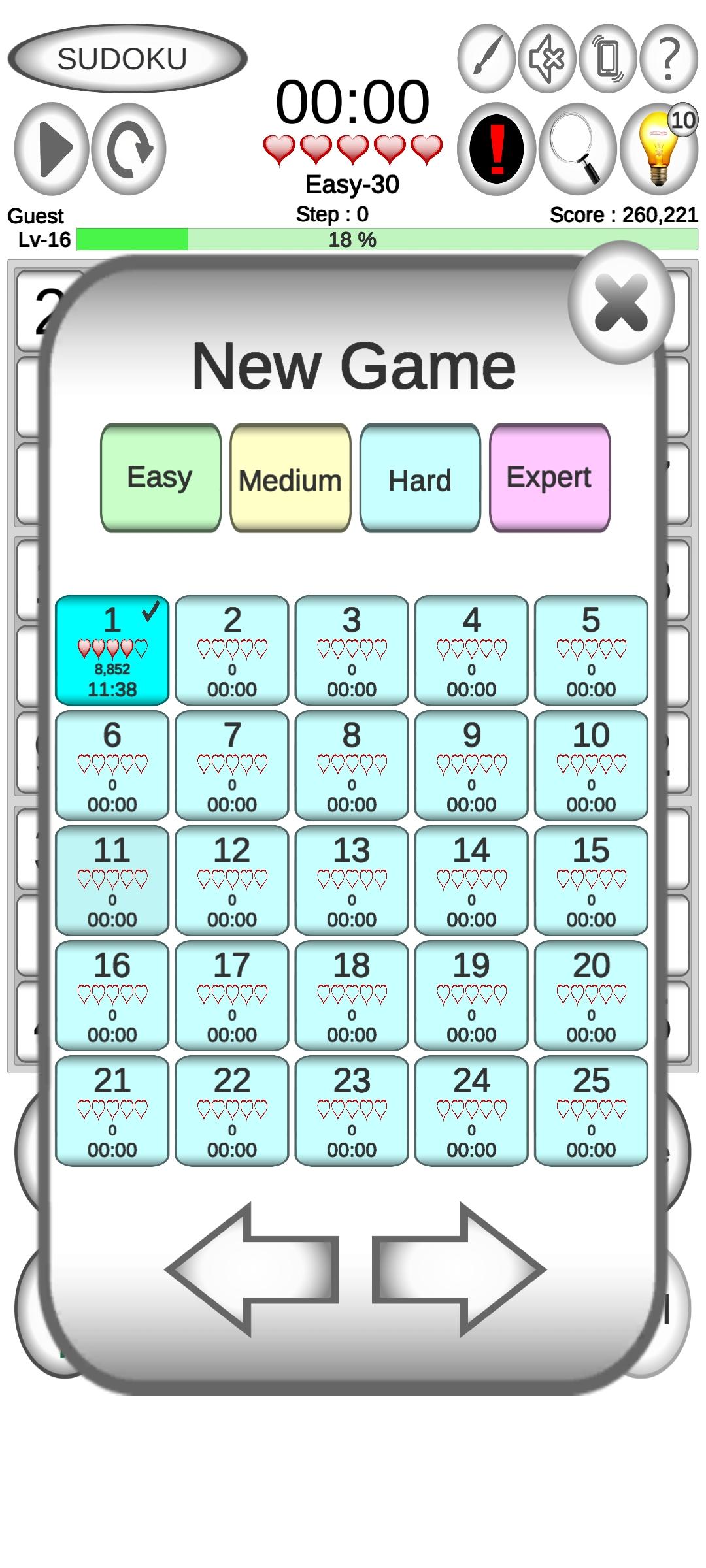 Sudoku - Free Classic offline Sudoku Game