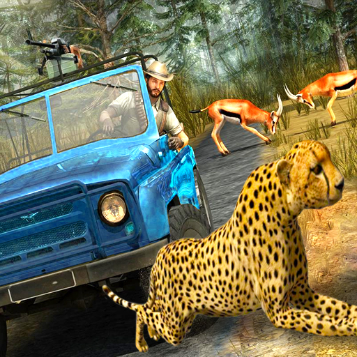 Wild Animals Hunting Safari Shooting Game