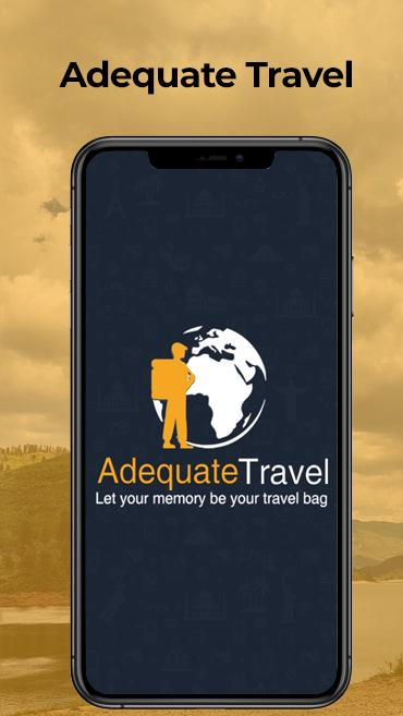 Adequate Travel App