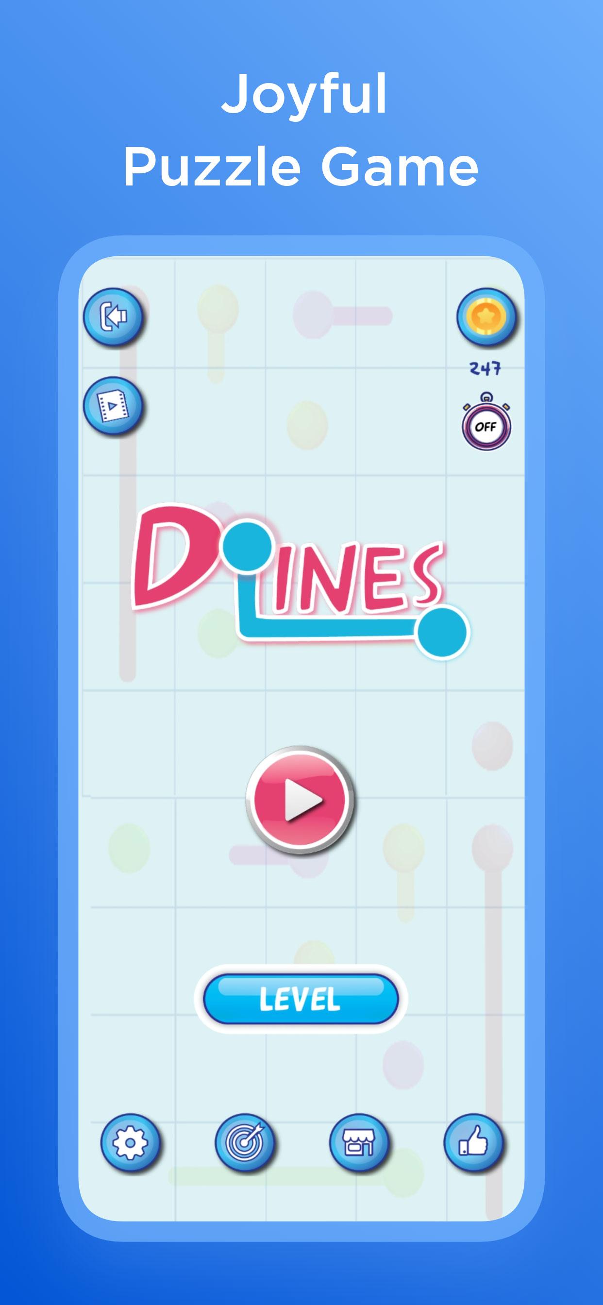 Do Lines - Match Colors | Connect Dots