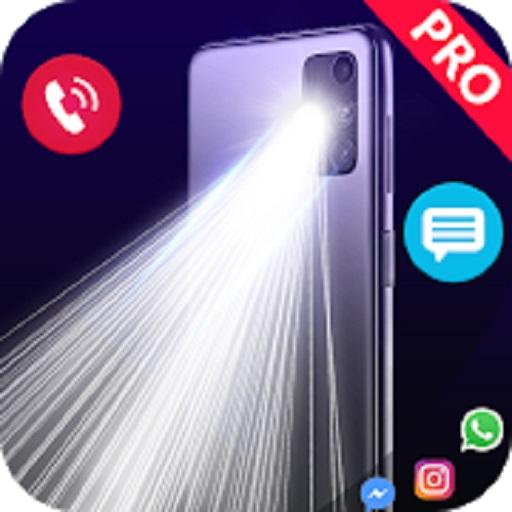 Flash Alert - Call Flash Light on Call & SMS