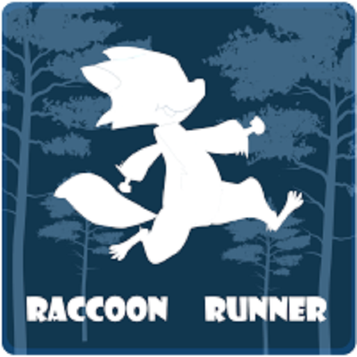 free raccoon runner game