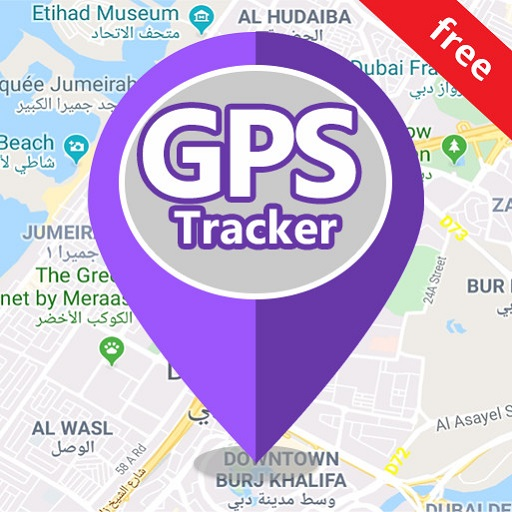 Phone GPS Tracker - family locator - route finder