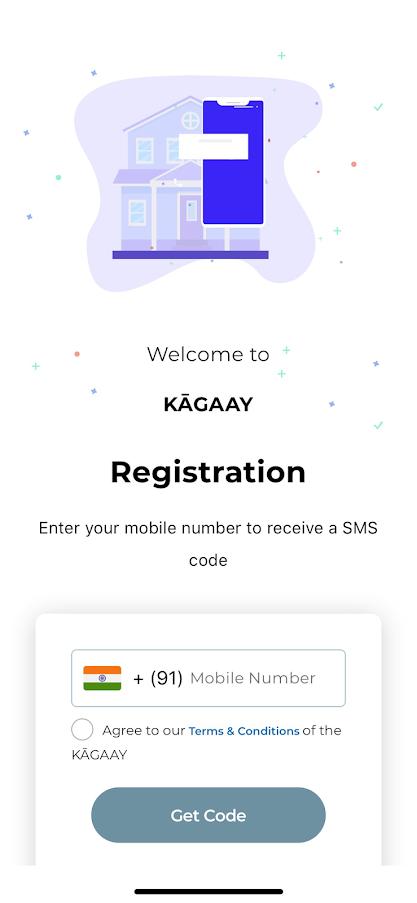 Kagaay Property Sale & Real Estate App
