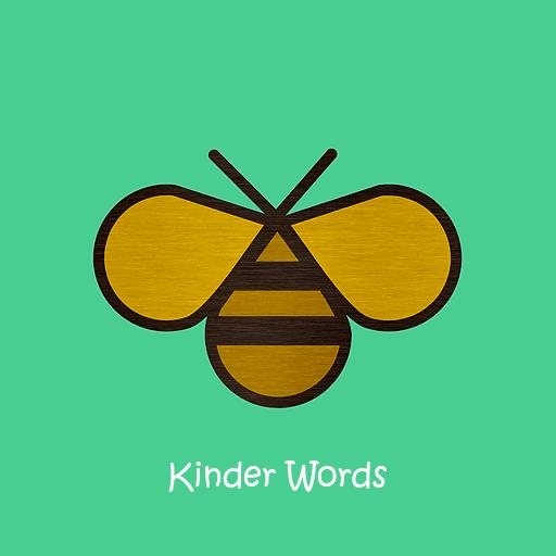 Kinder Words - Free learning flashcards for kids