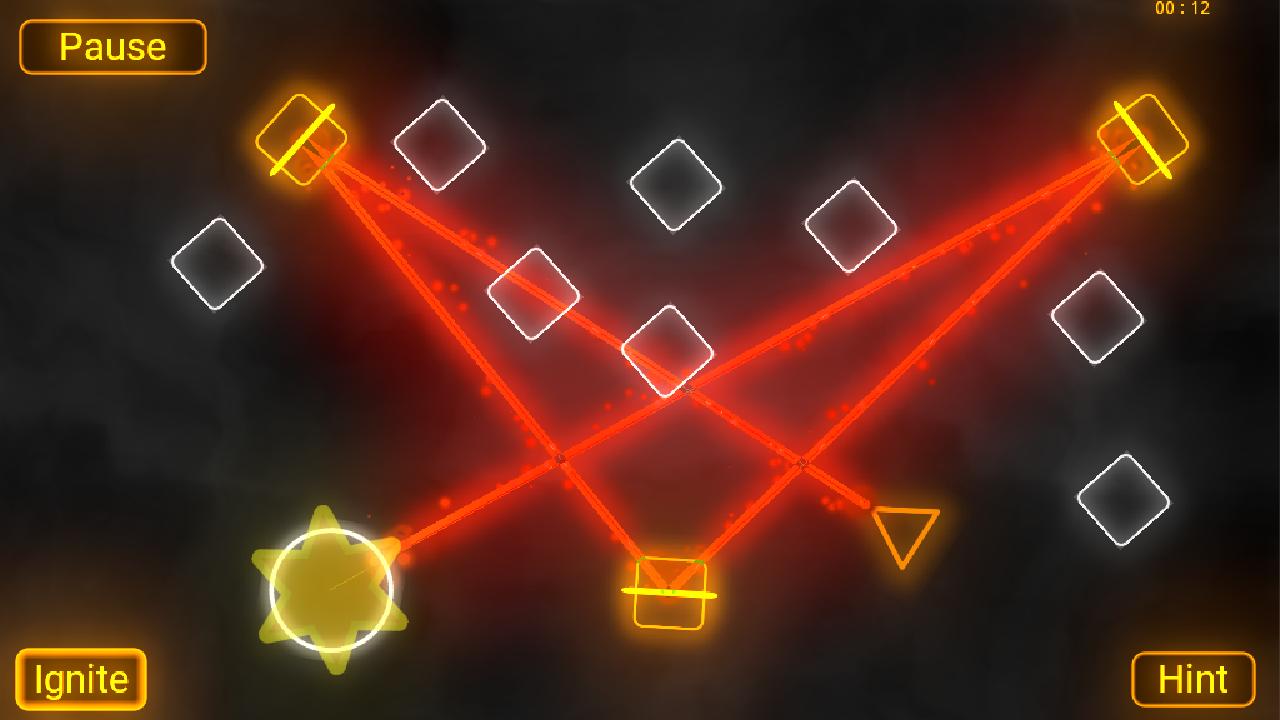 Laser Flux