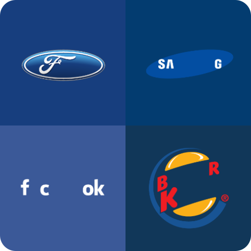 Logo Quiz Game : Guess the brand logo - IQ Test