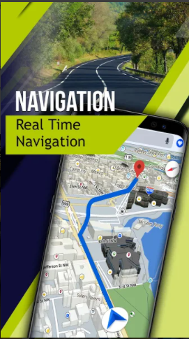 Maps, Navigation, GPS, Travel & Tools