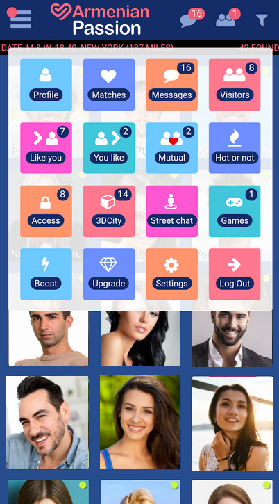 Armenian Passion - Armenian Dating Site