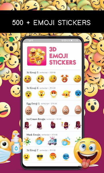 Best Smiley Emoji Sticker for Whatsapps
