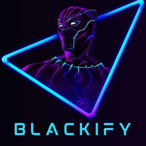 Blackify - Black Wallpaper,AMOLED,Dark Background