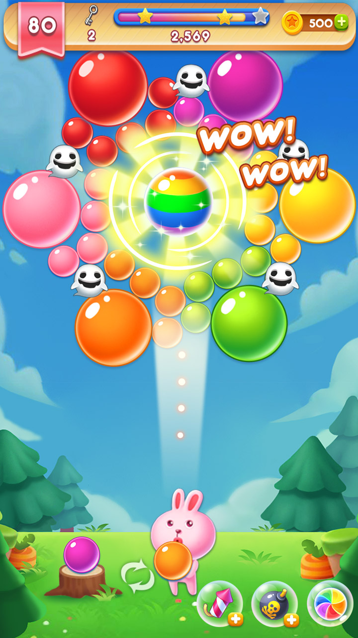 Bubble Master: Journey