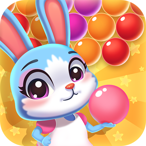 Bunny Bubble: Angry Forest Animal Shooter