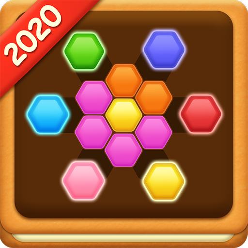 Cookie Puzzle: Hexa
