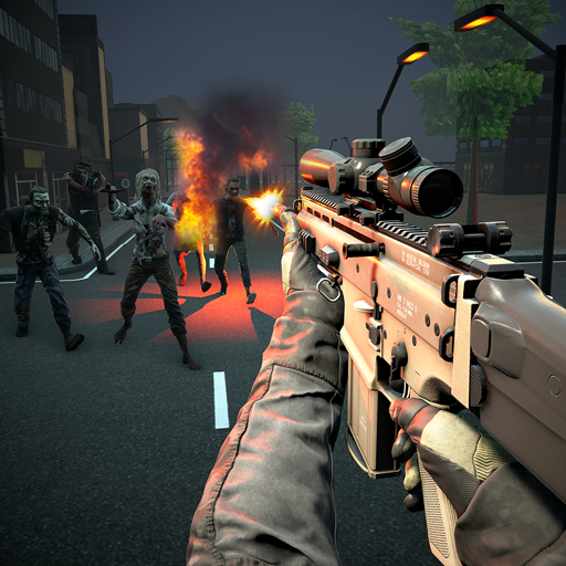 FPS Zombie Shooting Mission – Last Zombie Killer