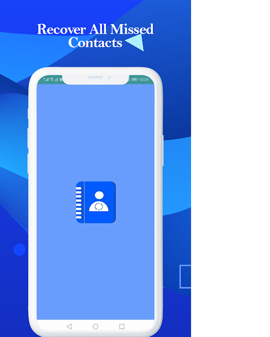 recover contact numbers