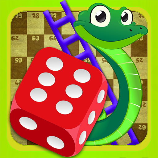 Snakes and Ladders : The Dice Roll Game
