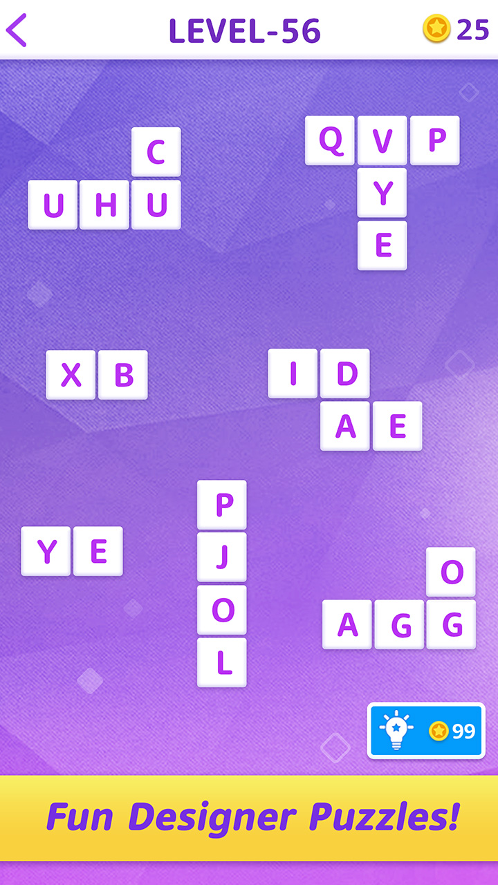 Word Puzzle: Jigsaw