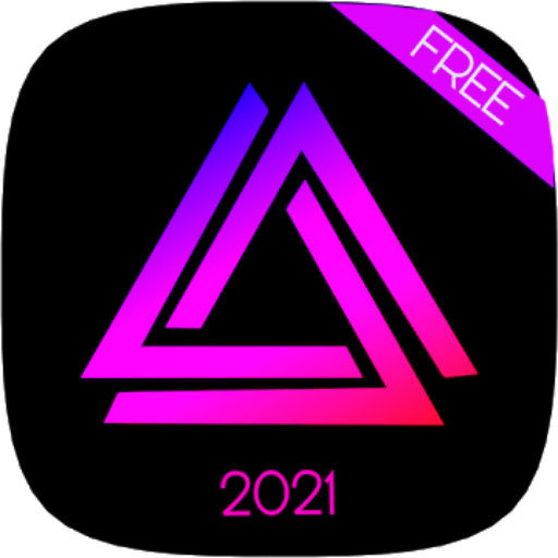 Alpha Hybrid Launcher 2021 Free Wallpaper, Themes