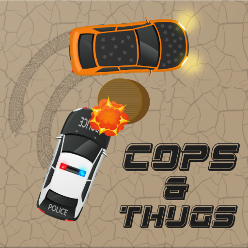 Cops & Thugs: Police Car Chase - Endless Chase