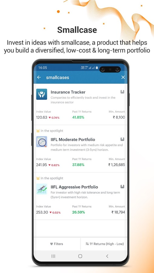 IIFL Markets - NSE BSE Mobile Stock Trading App