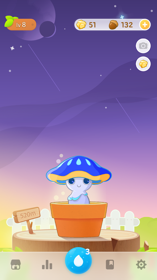 Plant Nanny² Water Tracker