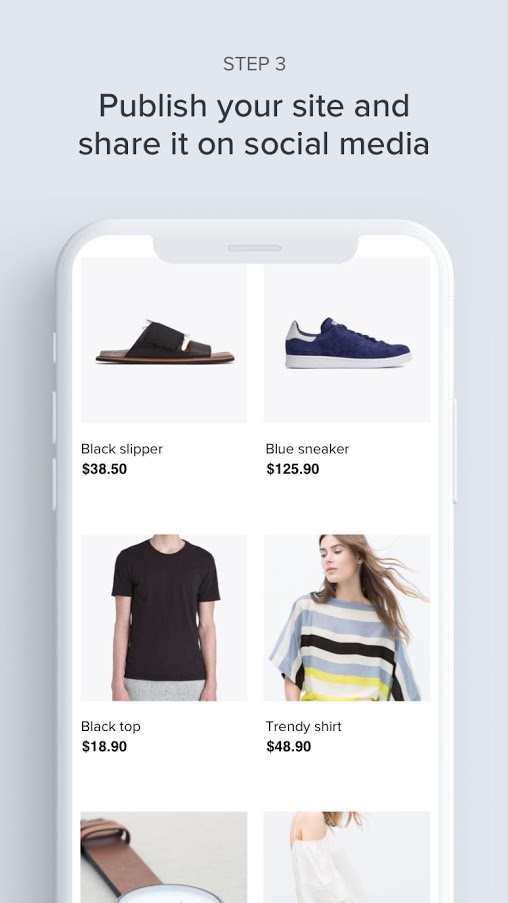 Shopmatic - Sell Online