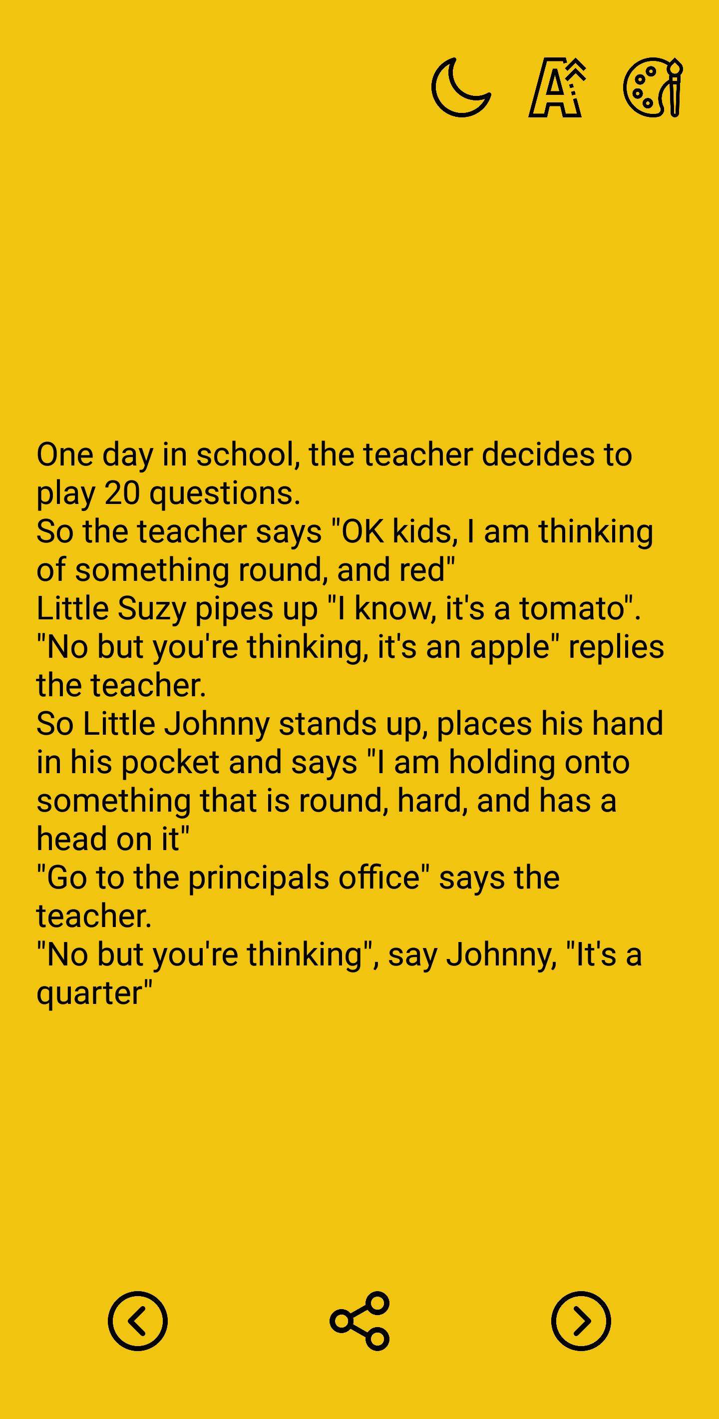 Adult and Corny Jokes