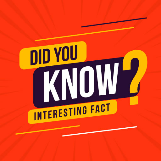 Amazing and Cool Facts