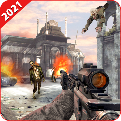 zombie Killer Zone: free shooting games 2021