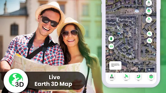 Android best live cam - live earth cam hd - live satellite view