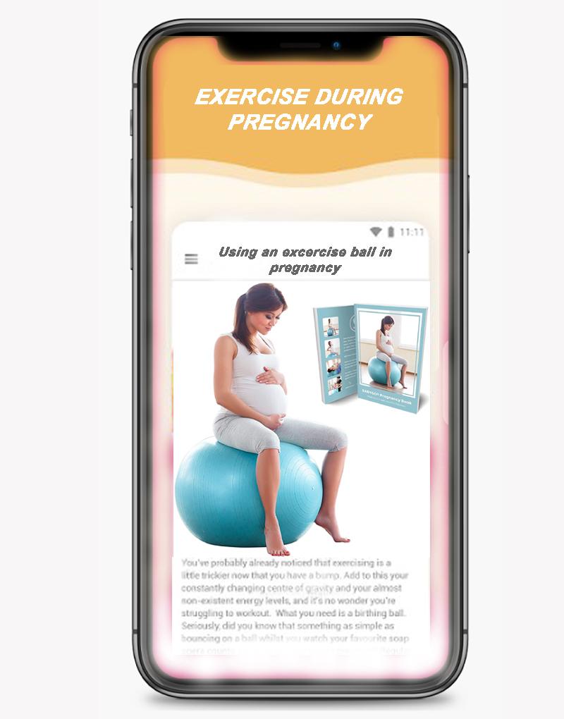 Best Pregnancy Apps - Week By Week Pregnancy App