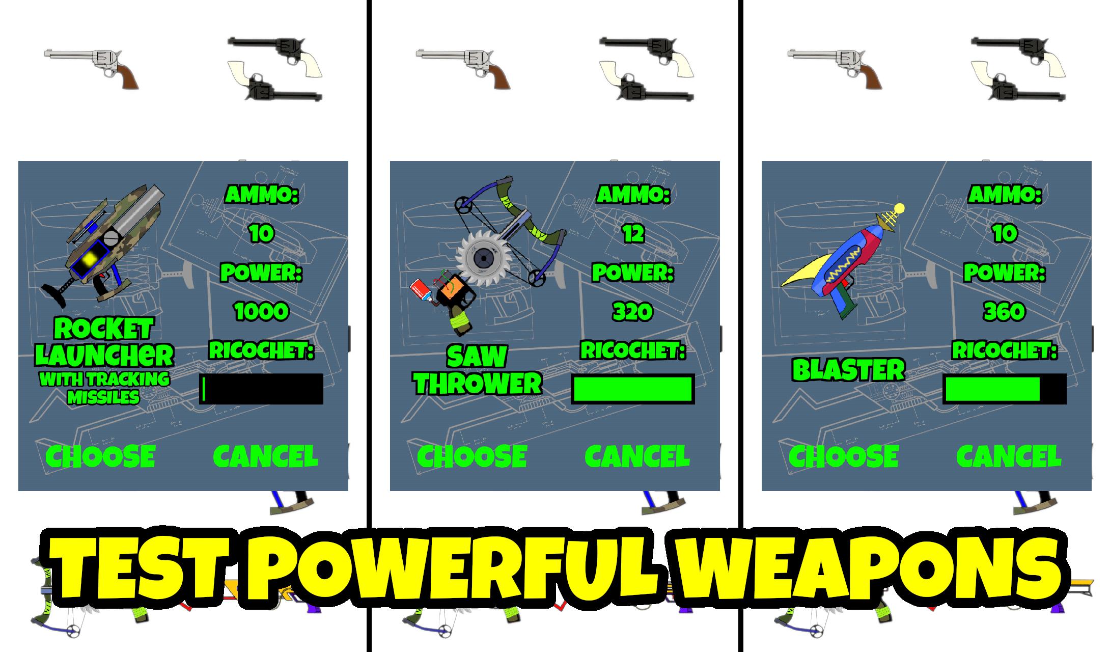 Guns Blazing