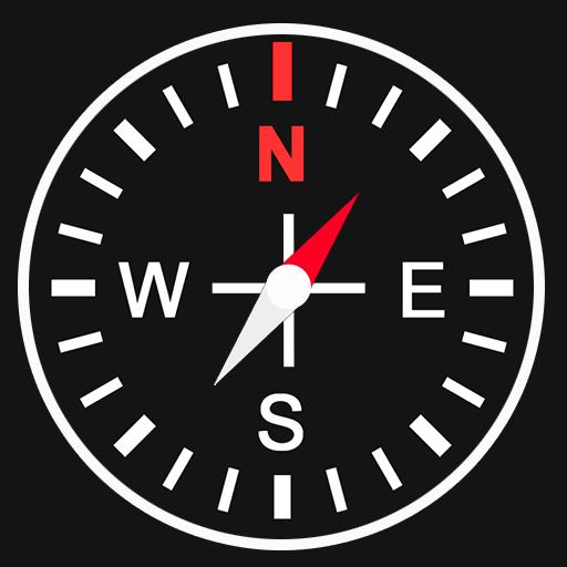 Real Compass – Smart digital Compass App