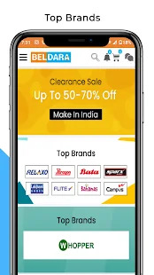Beldara : B2B Marketplace & Online Grocery App