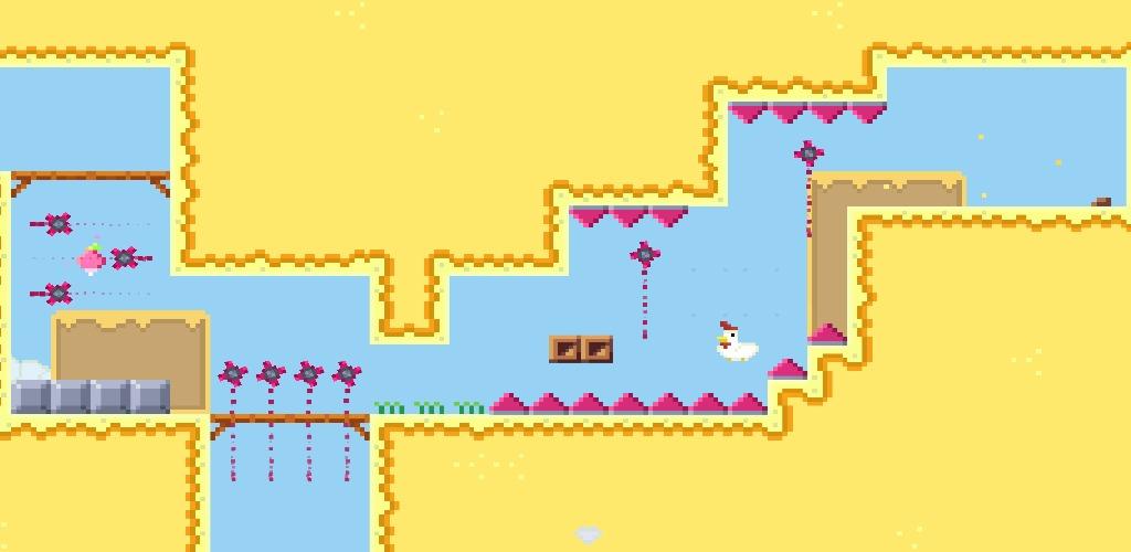 Chicken Wing: Adventure Game