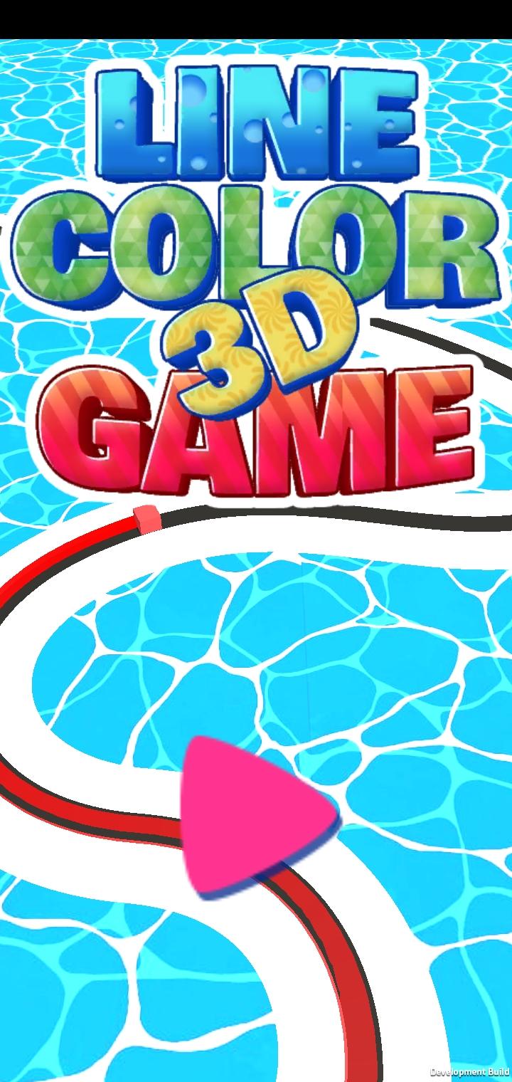 Line Color 3D Game : Adventure