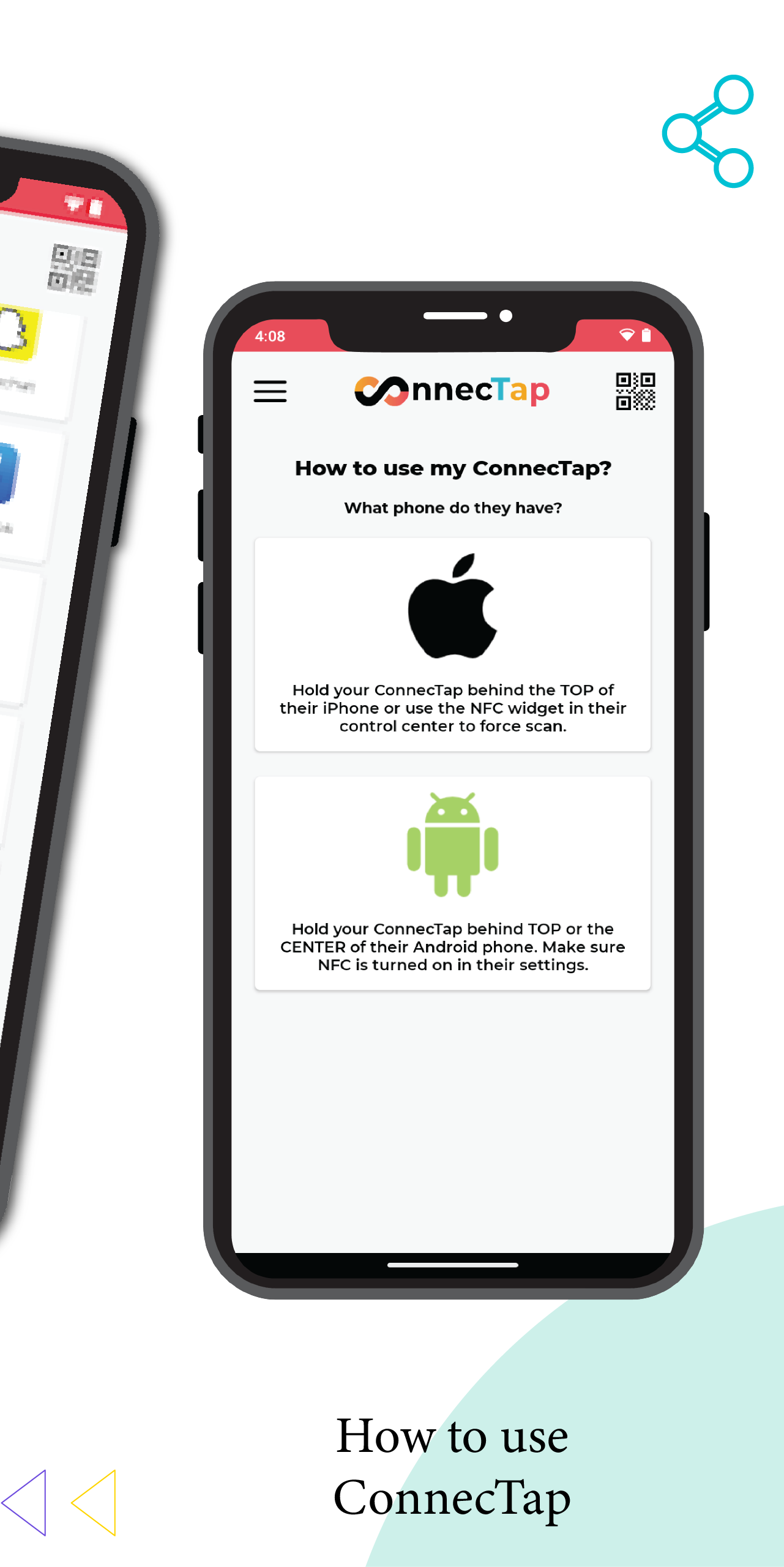 ConnecTap - NFC Smart Tags