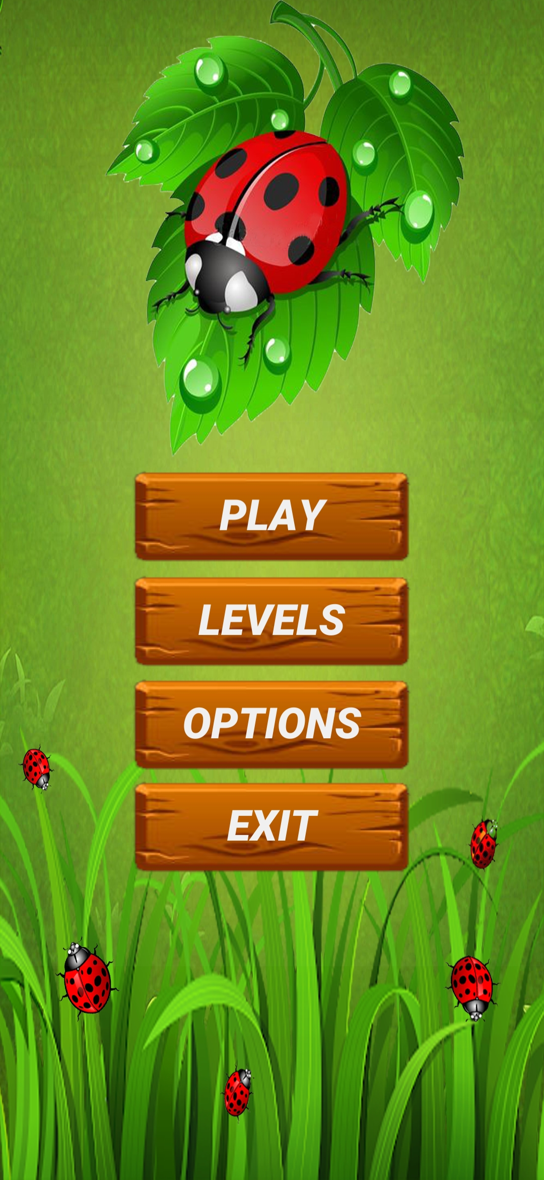 Red Bug - Puzzle Game