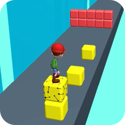 Stack Cube Surf 3D : Timmy