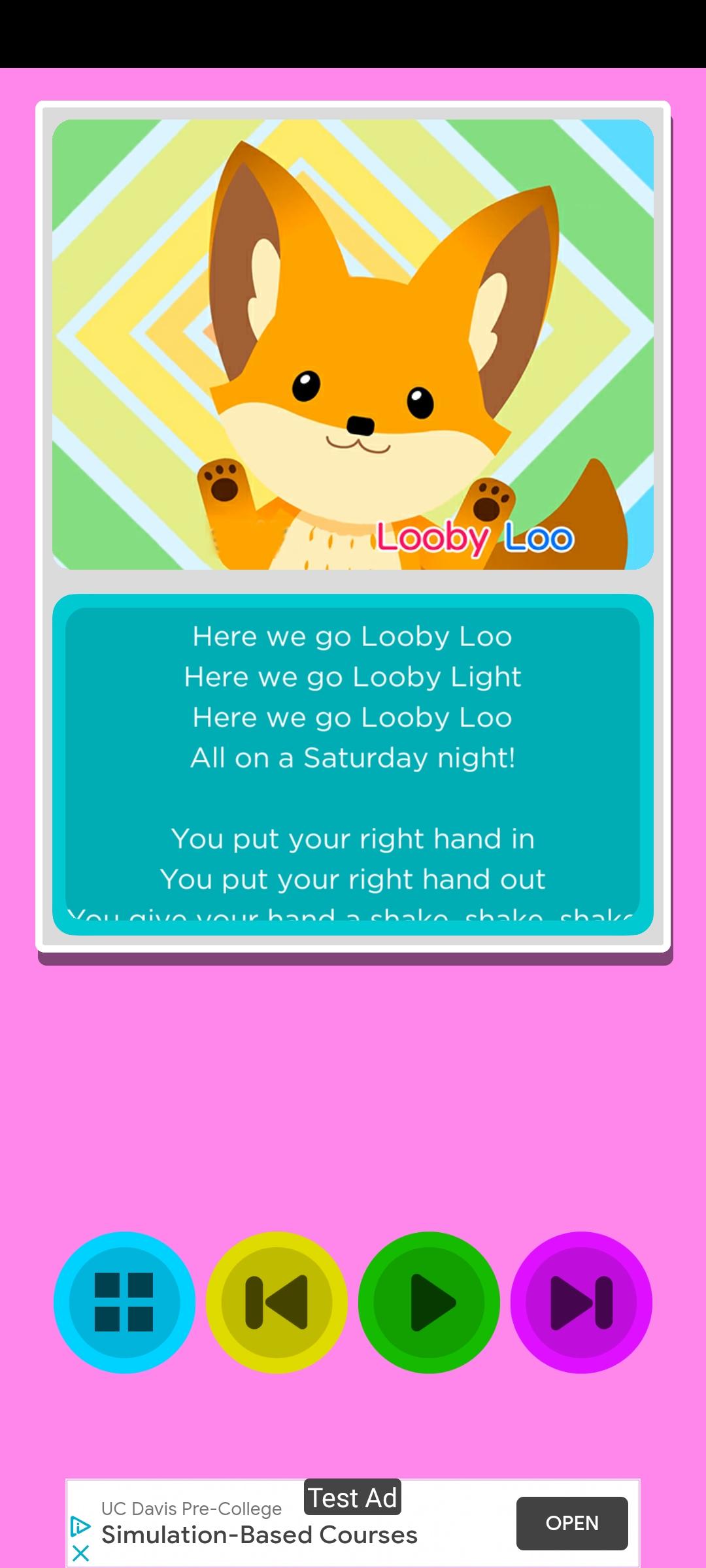 Super Marsal Nursery Rhymes
