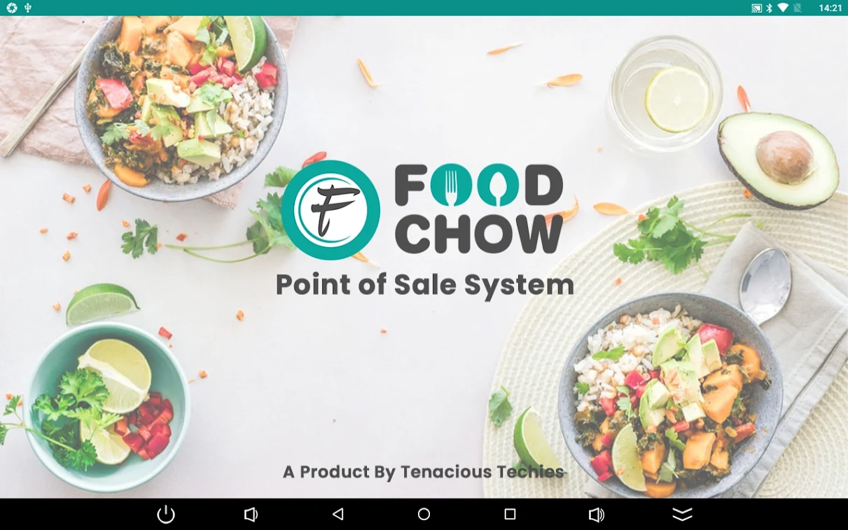 FoodChow POS - Restaurant Point of Sale System