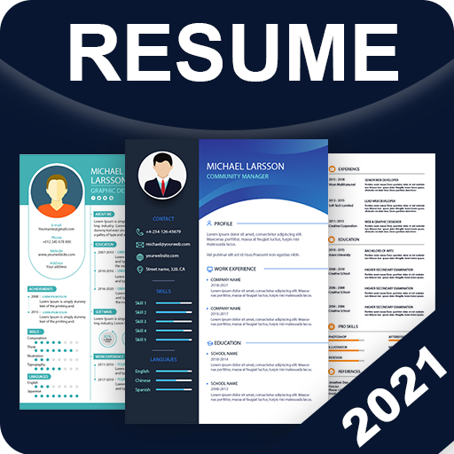 Premium Resume Builder: Professional Templates