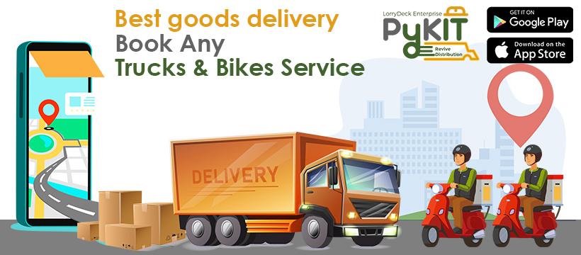 PyKIT - Shipper Logistic Transport, Truck Booking