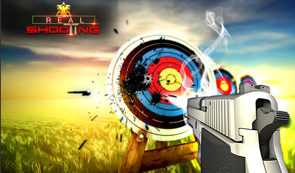 Shooting Range - Target Shooting & Gun Simulator