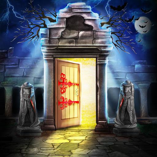 Halloween Escape Phantomville
