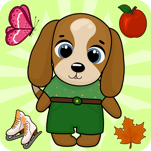 KiddoSpace Seasons - learning games for toddlers