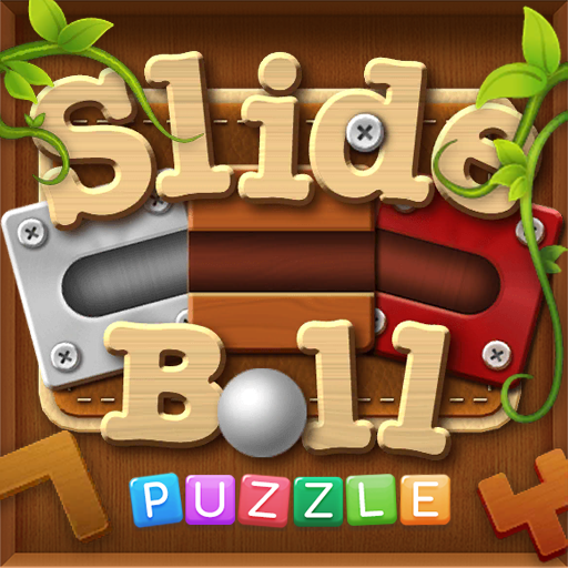 Slide the Ball – Unroll the Ball Puzzle