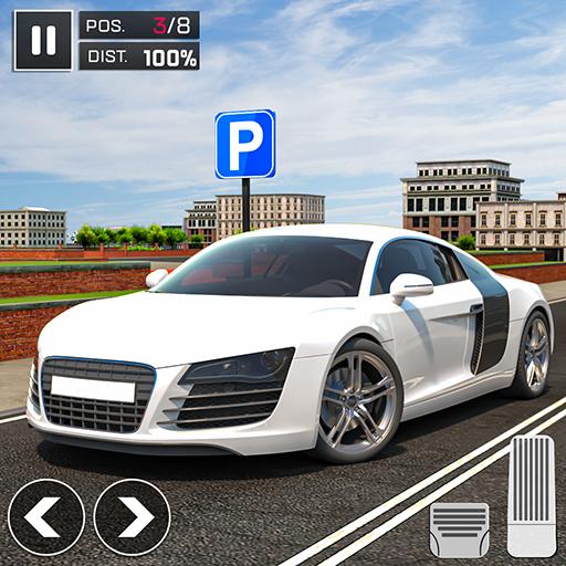 Smart Car Parking 3D: Master Car Parking Game 2021